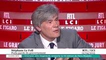 Stéphane Le Foll : «Est ce que vous imaginez un président sortant participer à une primaire ?»