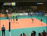 Brazil: Very Long Volleyball Rally
