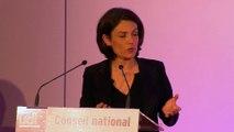 Discours de Chantal Jouanno - Conseil National UDI 11 04 2015