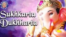 Sukhkarta Dukhharta And More Ganesha Songs   Ganpati Aarti With Lyrics   Devotional
