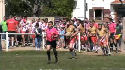 Rugby : Juillan  XV- OBRC