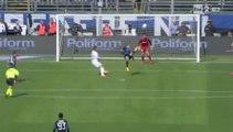 le but fantastique de l'Atalanta Bergame !