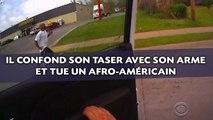 Un policier tue un afro-américain après avoir confondu son Taser avec son revolver
