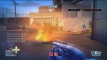 TF2 Crazy Soldier montage I Fearless GT I  Xbox 360