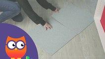 Comment poser des dalles de moquette (Ooreka.fr)