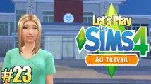 Les Sims 4 Au Travail #23 Amour et Photo !