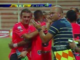 Gol: Puntarenas F.C. 3 - Pérez Zeledón 0
