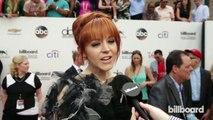 Lindsey Stirling: Billboard Music Awards Red Carpet 2014