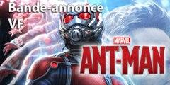 ANT-MAN - Bande-annonce / Trailer [VF HD] (Marvel Avengers Comics)