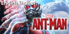 Marvel's ANT-MAN - Trailer [HD] (Avengers Comics)