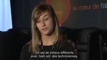 Au coeur de l'alternance chez Orange - Céline partage son expérience de technicienne en contrat pro