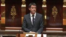 """Manuel Valls : """"7 Français ou résidents français sont morts dans des actions suicides en Syrie ou en Irak"""""""
