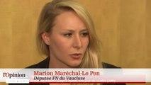 """Marion Maréchal-Le Pen veut incarner le """"renouveau"""" en PACA"""