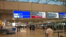 British Airways self service Check-In system at Geneva International Airport GVA