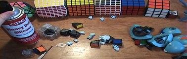 2x2 Rubik's Cube, Ice Cube, & Rubik's World Disassembly Tutorial (v2)