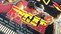 CGR Undertow - RYGAR review for Atari Lynx