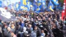 Украинские националисты отметили годовщину создания УПА штурмом Верховной рады
