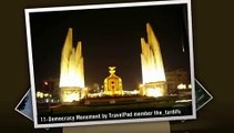 Democracy Monument - Bangkok, Thailand