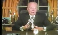 President Gerald Ford - Address on Energy Policy