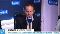 "Franck Ferrand : ""Le Podium Europe 1 a été un phénomène incroyable"""