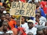 At Least Least Six Shot in Anti-Government Protests in Guinea