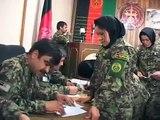 Hazara Women joined  Army