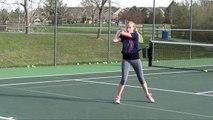 12 year old girls tennis player (7th grade) NCAA graduating class 2020