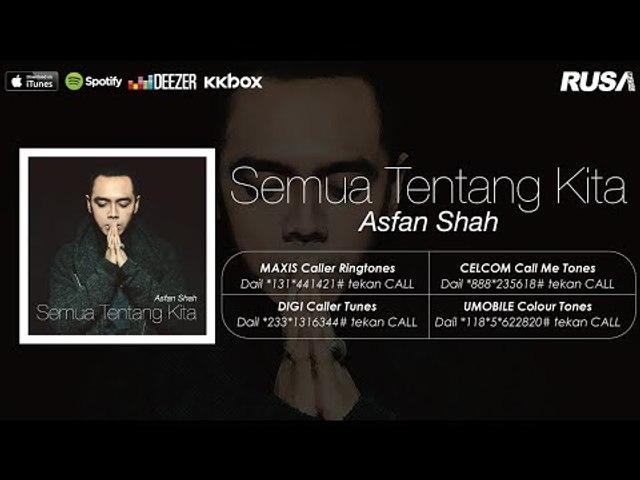 Asfan Shah - Semua Tentang Kita [Official Lyrics Video]