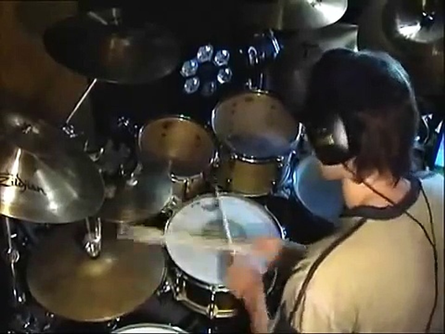 Survivor Eye Of The Tiger Drum Cover Drums Video Dailymotion