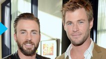 "Chris Evans Admits He's ""Looking Forward"" to Starting a Family After Babysitting Chris Hemsworth's Kids"