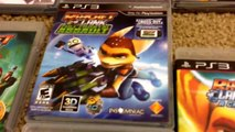 My Ratchet & Clank Sony Playstation 3 PS3 Games Collection
