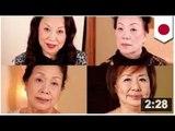 COMPIL: Les actrices pornos japonaises de 70 ans est plus