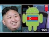 La Corée du Nord autorise les smartphones mais sans connexion internet! il ne faut pas pousser...