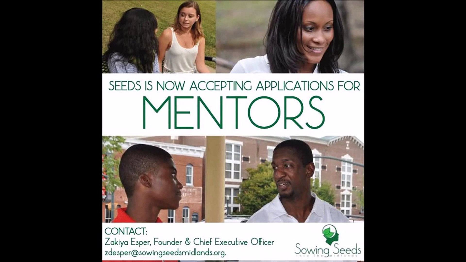 Sowing Seeds: Former SC Probation Officer launches Non-profit to Provide Mentors for Midlands Youth