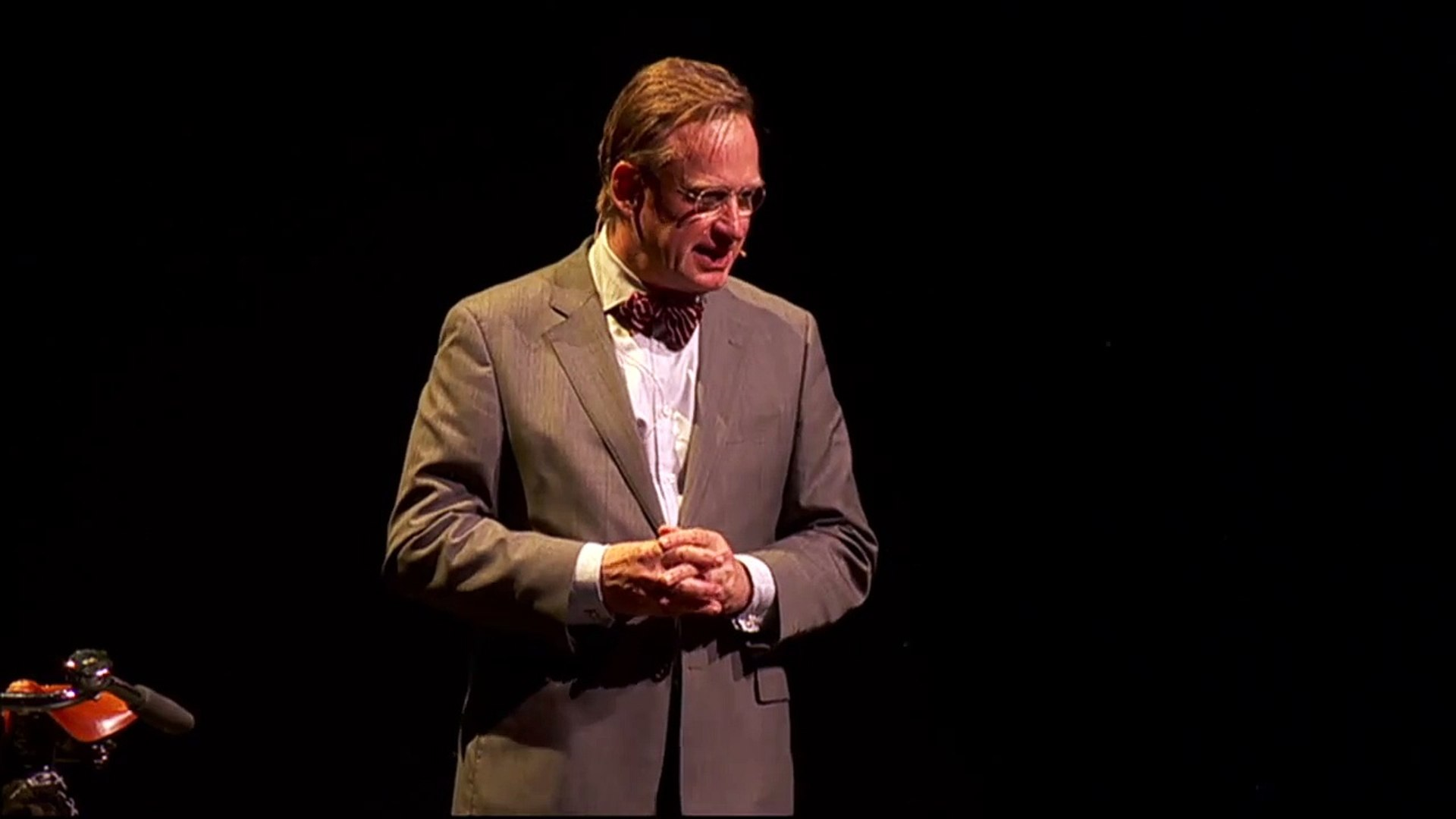 TEDxRotterdam - Jacob van der Groot - The downside of change
