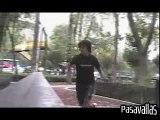 Movimientos de Parkour