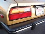 1980 Datsun 280 ZX Black Gold with 49 Original Miles - RARE FIND