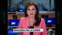 Canciller Patiño califica de exitosa a la Cumbre de las Américas