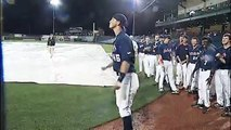 SOUTHERN MISS OLE MISS RAIN DELAY ANTICS/DANCE-OFF.mpg