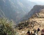 Mirador de la Cruz del Condor, Cañon del Colca - Arequipa