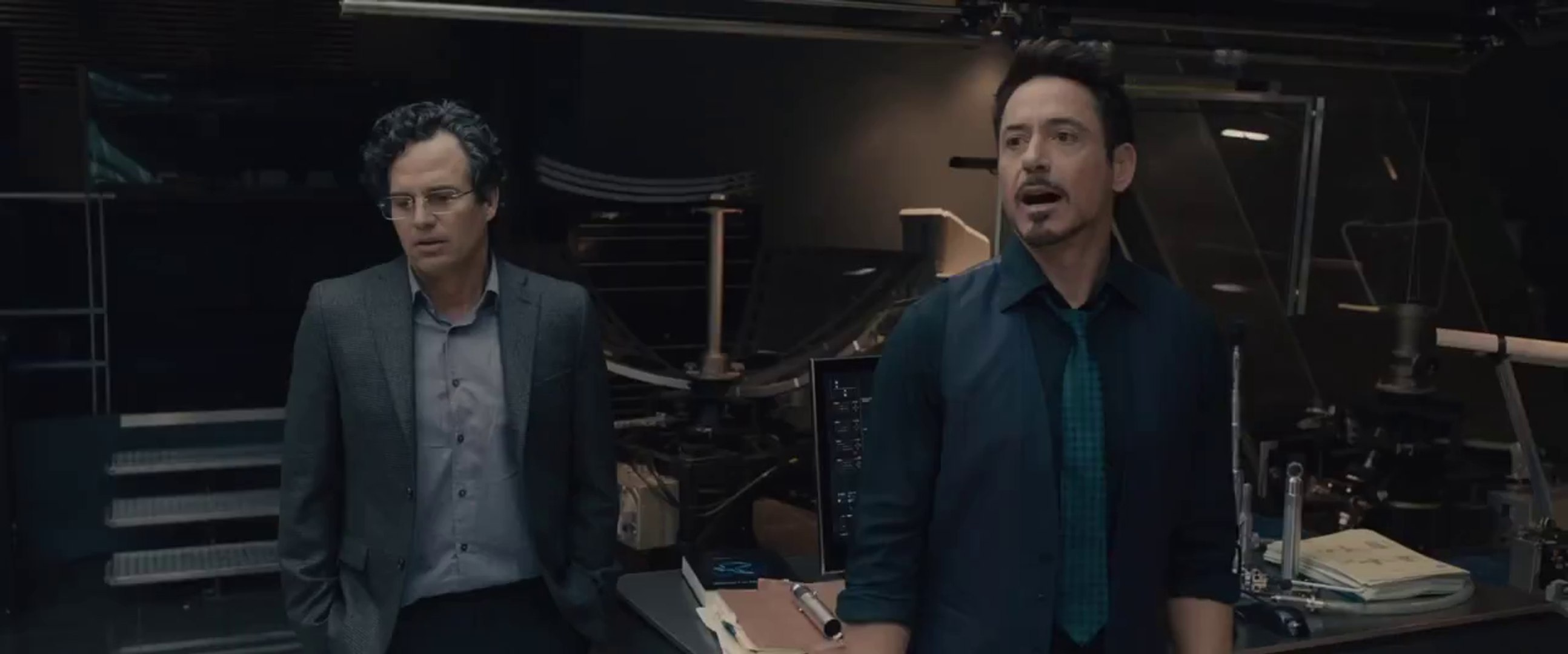 Avengers  Age of Ultron Movie Clip - We're the Avengers (2015) - Avengers Sequel HD
