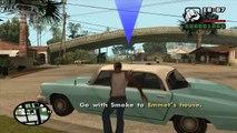 GTA San Andreas - Walkthrough - Mission #6 - Nines and AK's (HD)