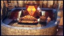 Final Fantasy IX - Bahamut Vs Alexander (Scenes)
