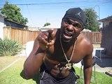 Kimbo Slice vs Cream of Wheat Jackson,Rampage Jackson cousin,spoof,Blasian