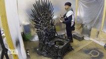 """Des toilettes """"trône de fer""""... Faire ses besoins en mode Game of Thrones"""