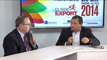 CDU-PDU-PDUC, ITW d'Alban GRUSON CLASSE EXPORT Rhône Alpes 2014