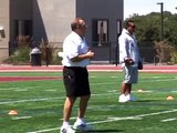 "Kick Off and Punt Return - ""Choke The Chicken"" Drill"