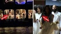 Tina Knowles Wedding Reception