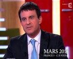 Quand Valls se félicitait de l'encadrement des écoutes (mais ça, c'était avant)
