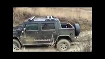 OFF Road 4x4 Extreme VW Toureg vs Hummer OFF Road Adventure